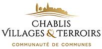 3CVT : Chablis Villages & Terroirs – Communauté de communes Logo